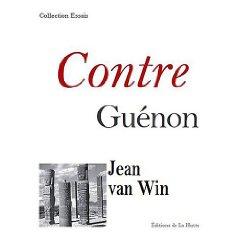 Contro Guénon?