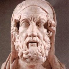 Homero y la epopeya homérica