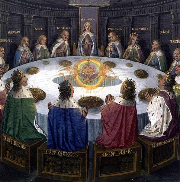 Perceval, Re e Sacerdote