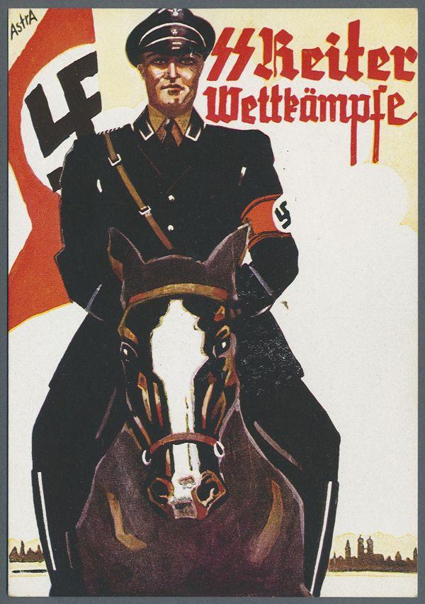 La legione straniera del nazismo