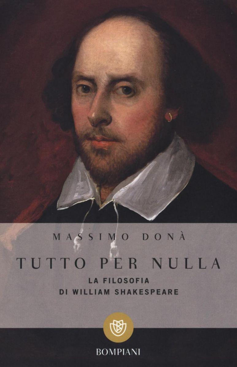 Shakespeare e il nulla. L'ultimo libro di Massimo Donà
