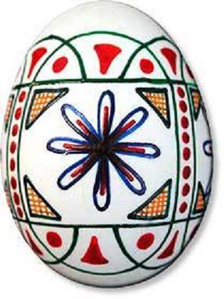 Pasqua d'uovo