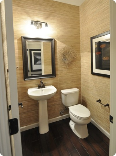 can i use grasscloth wallpaper in a bathroom 2017 - Grasscloth Wallpaper