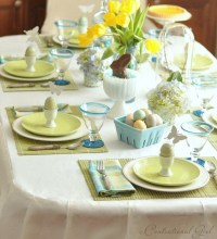 An Easter Table | Centsational Style