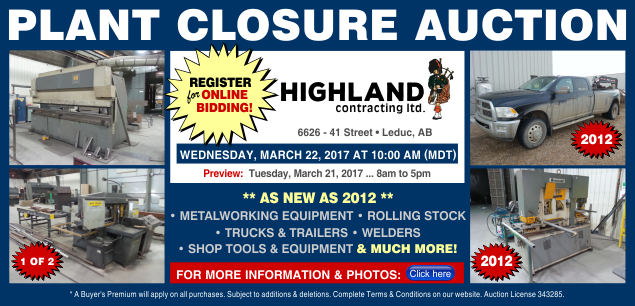 Highland Contracting Slider