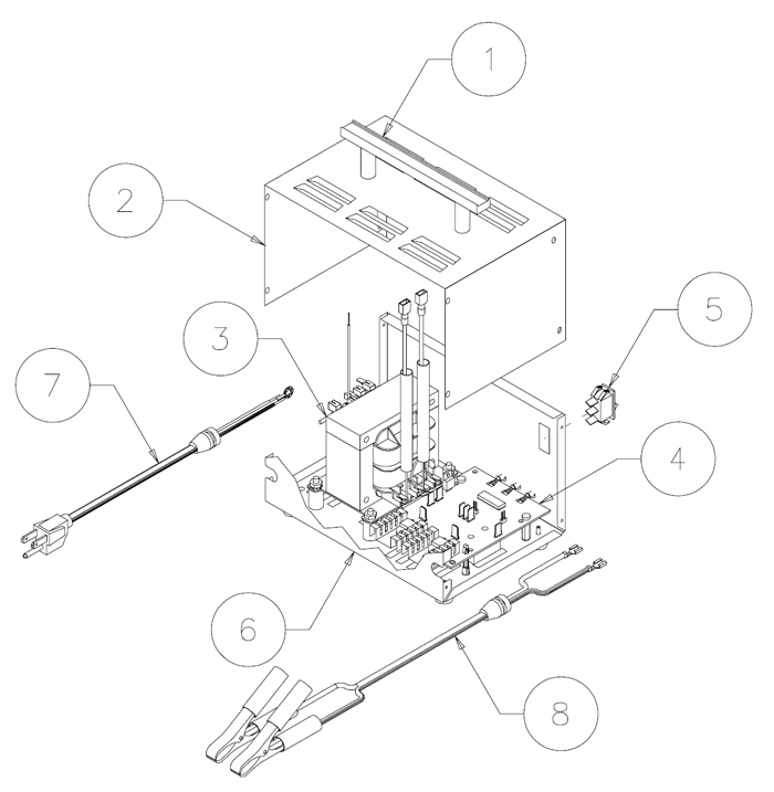 Solid State Relay Crydom 4d140 Wiring Diagram - Best Place to Find