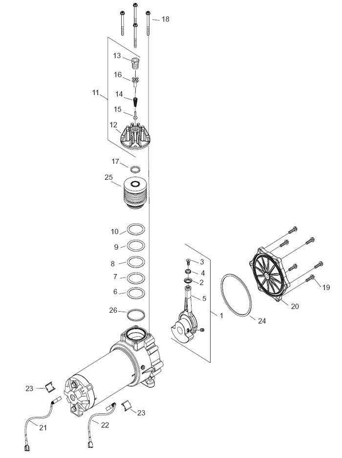 stinger amp wiring kit