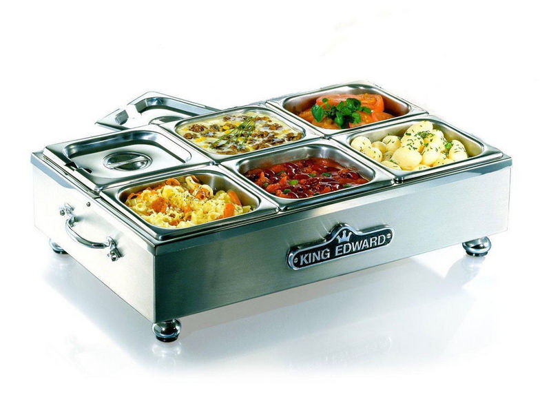 Cold Food Servers from Your Favourite Brands Catering Equipment Online