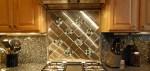 Metal Tile Backsplashes For Kitchens