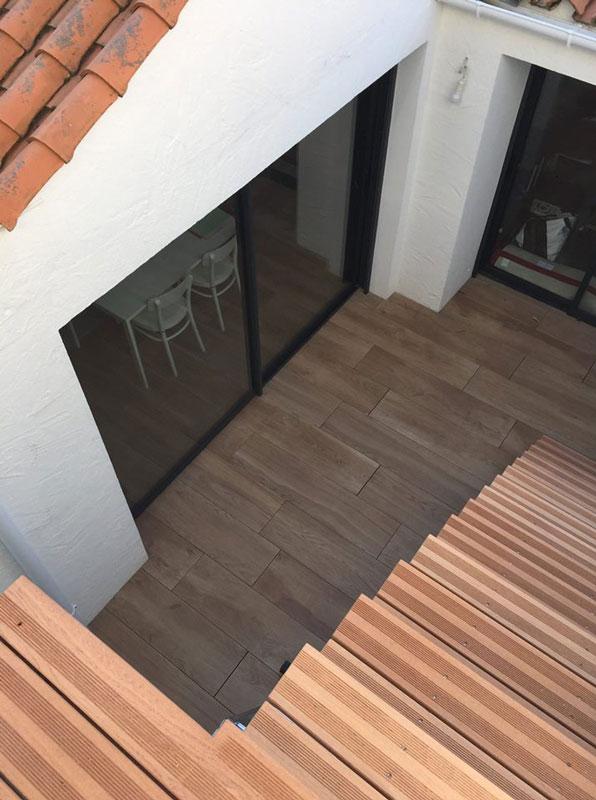 Comment Bien Nettoyer une Terrasse en Carrelage ? Céramissime - Nettoyage Terrasse Carrelage Exterieur