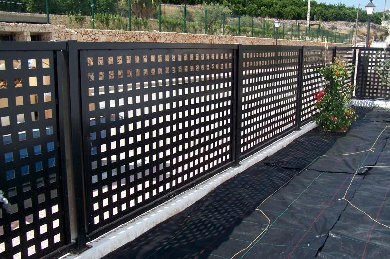 MODELOS DE VALLA VERJAS RESIDENCIALES Gates, Fences and Gate