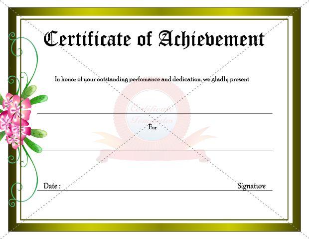 Achievement-Certificate-Templates-pdf