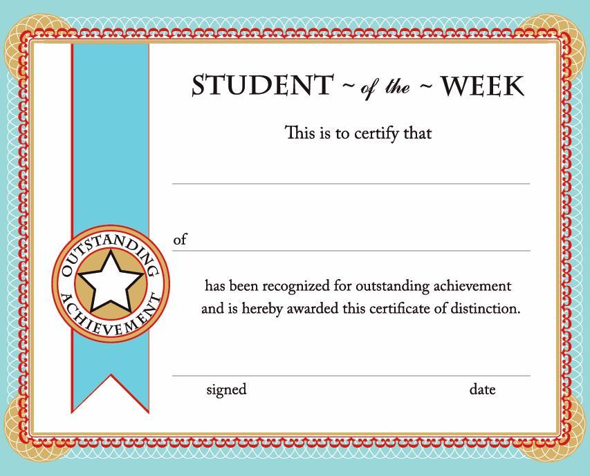 Certificate-Week-templates-PDF