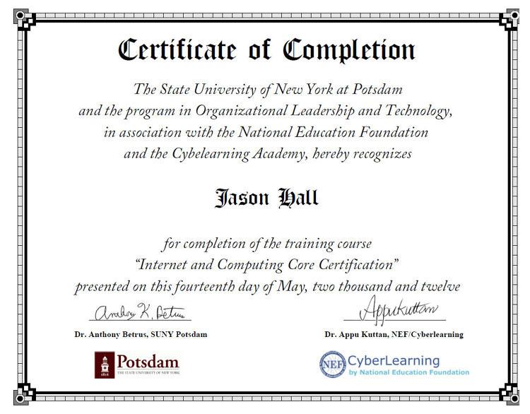 Leadership training certificates Certificate Templates
