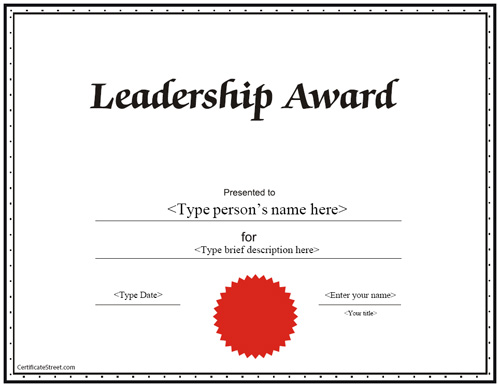 free download certificates templates