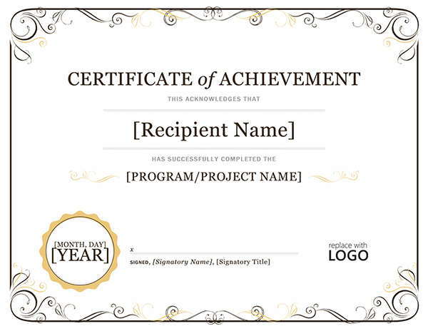 Certificate-Template-doc - certificate template doc