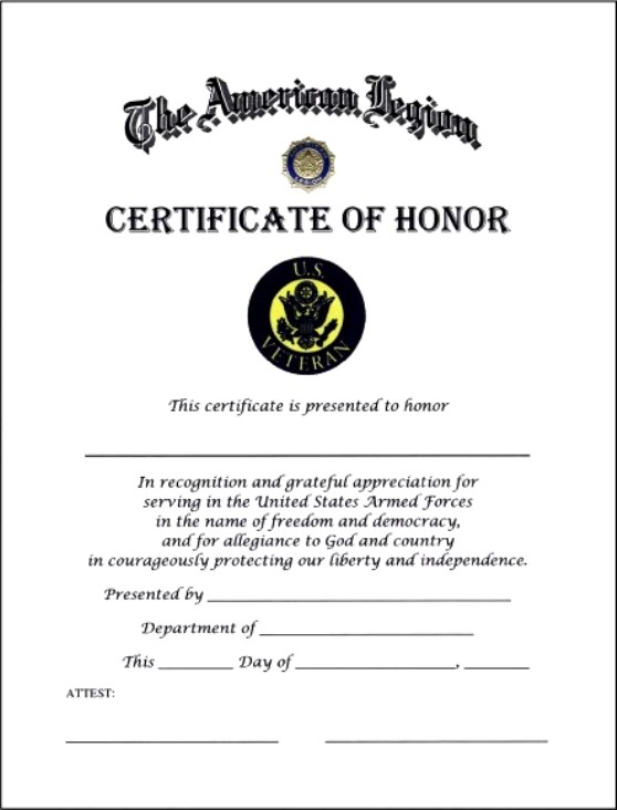 certificate of honor template - Alannoscrapleftbehind - country of origin certificate sample