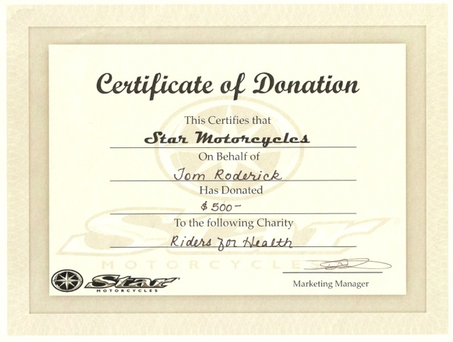 Donation Certificate Template Certificate Templates - donation certificate template