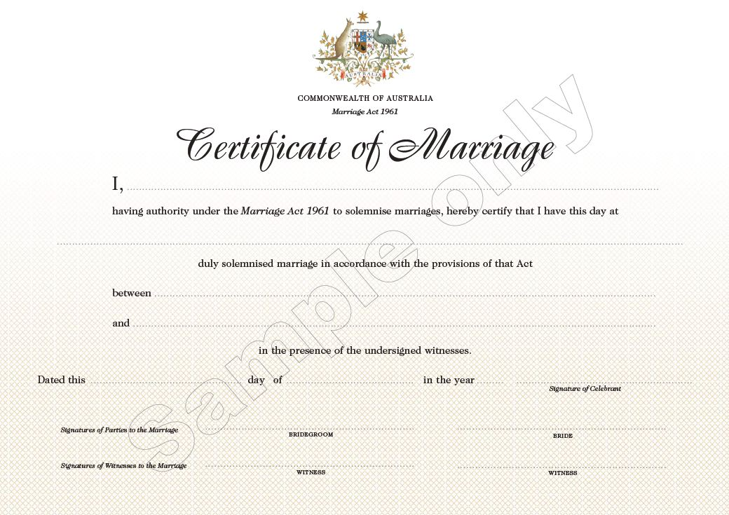 blank-white-Editable-Marriage-Certificate-Template