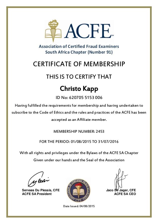 business-certificate-membership-template