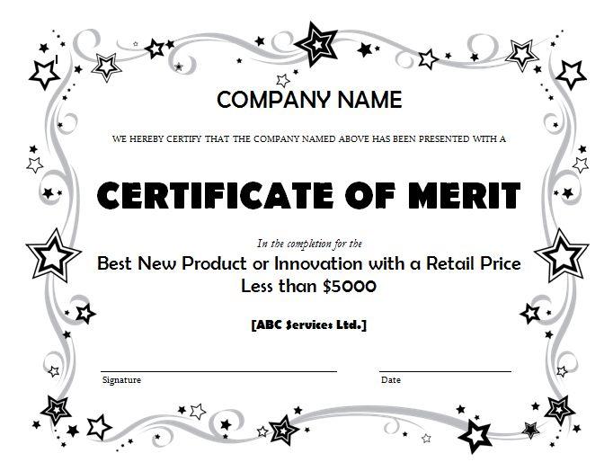 merit-award-business-certificate-template