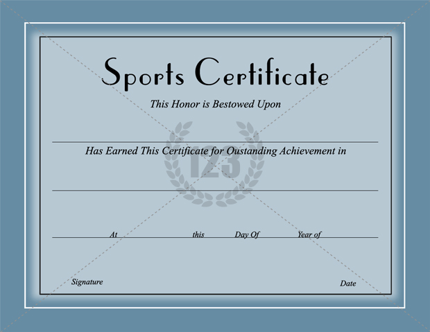 No Objection Certificate Template – No Objection Certificate Template
