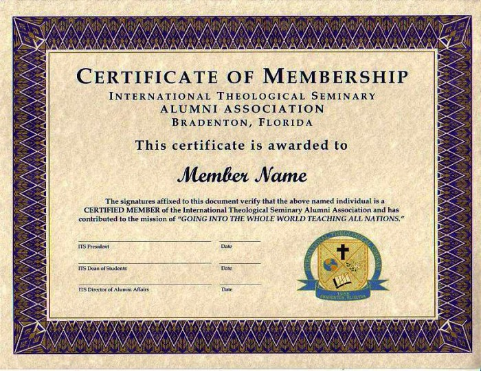purple-certificate-membership-templatejpg (700×540) Membership - sales resume samples