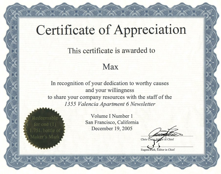 certificate-of-appreciation-template-word-PDFjpg (905×715) pdf - certificate of recognition samples