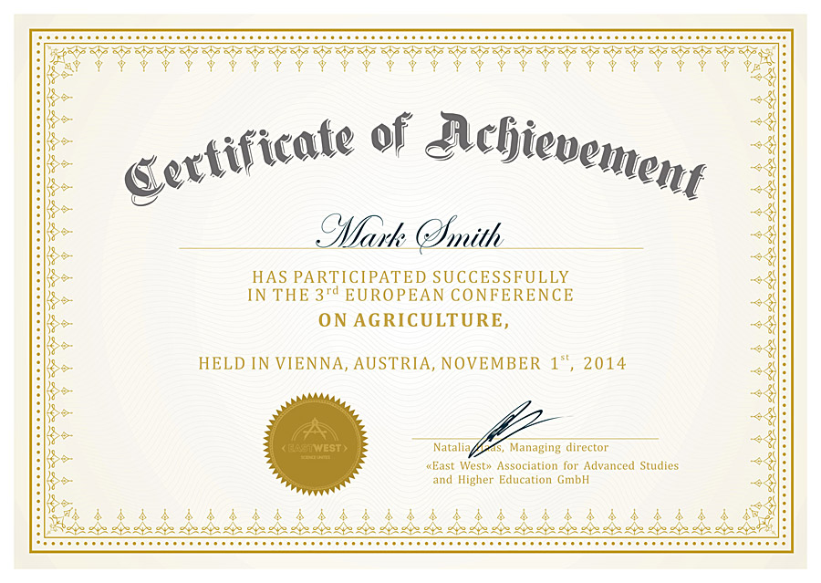 Certification examples 4933778 - metabo01info - certification examples