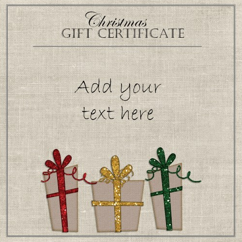 Christmas Certificates Templates For Word – Christmas Certificates Templates for Word