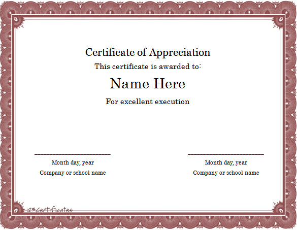 Printable-Word-Document-Appreciation-Certificate-Template