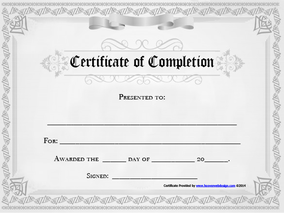 certificate-of-completion-template-free-download