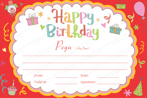 Easily-Editable-Birthday-Certificate-Template