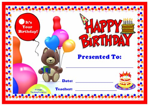 Birthday coupon templates free printable resume template sample birthday gift certificate template template for making birthday coupon templates free printable yadclub Image collections