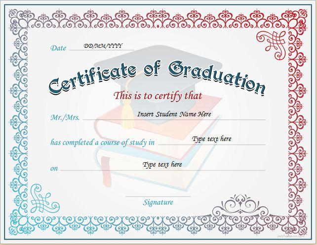 Award Certificates Templates Word - mandegarinfo