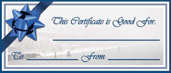 20 Printable Gift Certificates Certificate Templates