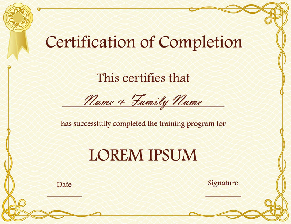 Certificate word template free hatchurbanskript certificate word template free yelopaper Images