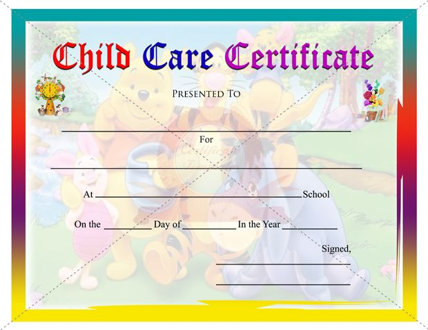 pdf-Certificate templates \u2013 Free Printable Certificate Templates - Free Printable Perfect Attendance Certificate