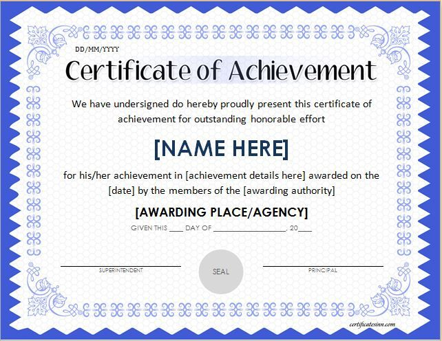 docs-achievement-certificates-templates-free-certificate-of