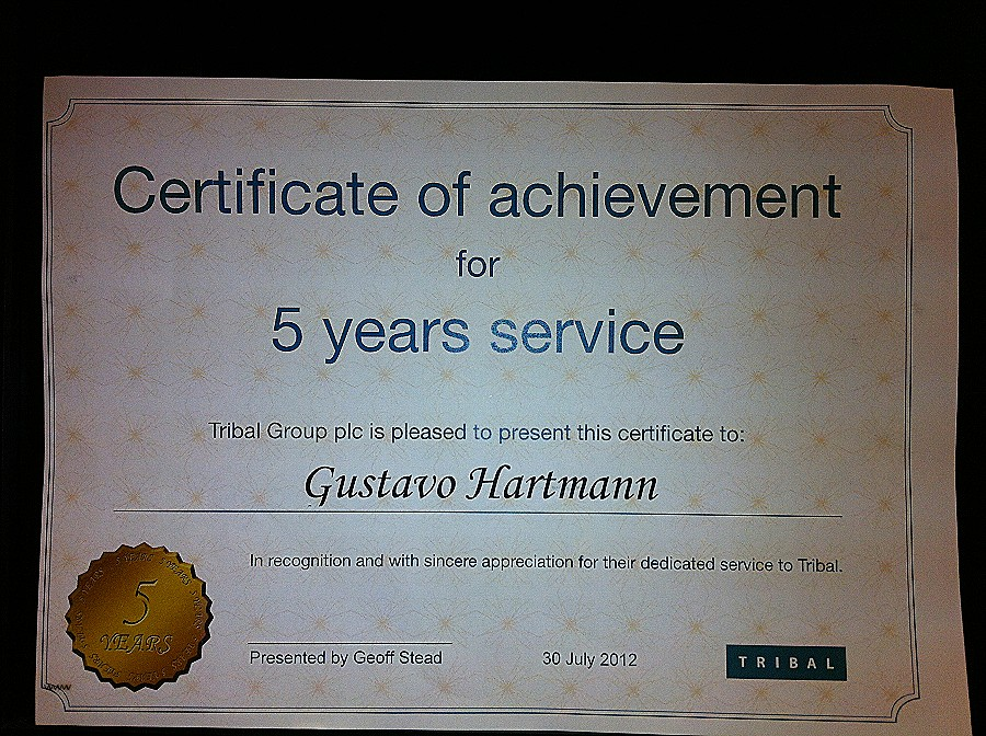 Years Of Service Certificate Templates Free Best of Certificate Long
