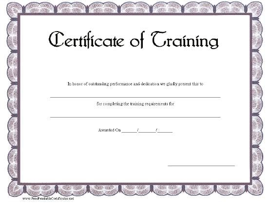 purple-border-Certificate-Of-Training-Template-Doc-Pdf-Formatted-Word
