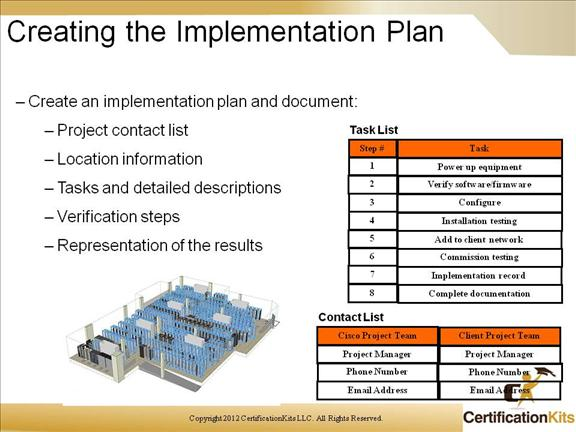 project implementation plan - Yelommyphonecompany - Implementation Plan Template