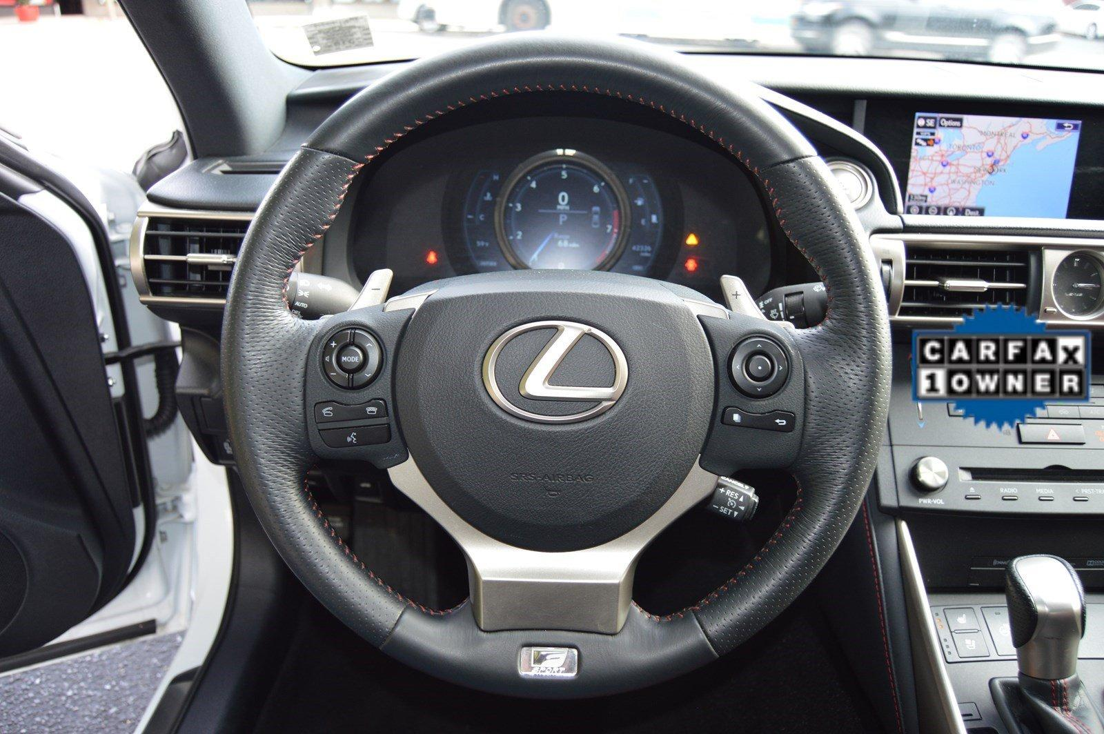 2015 Lexus Is 250 F Sport Red Interior Stock 2286 For