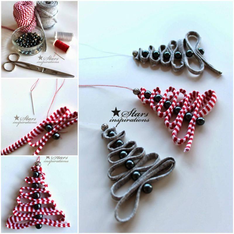 DIY Christmas Tree Decorations to Make this Season