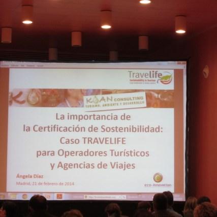 Presentación de TRAVELIFE