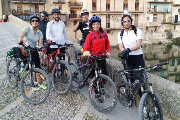 Abril, el mes de la bicicleta