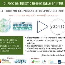 Save the date FITUR 2018