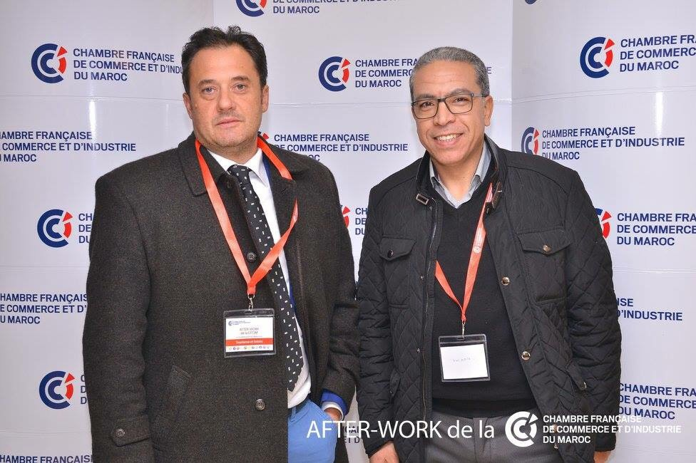 L\u0027After-Work de la CFCIM fait escale au Hyatt Regency - Chambre De Commerce Francaise Maroc
