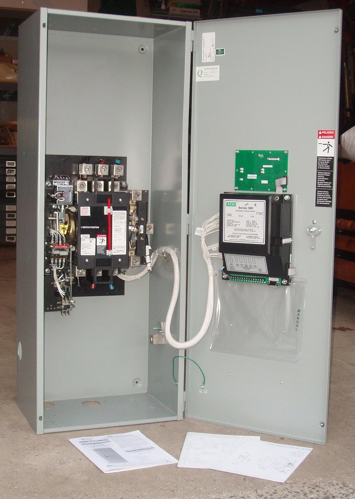 Asco 7000 Series Automatic Transfer Switch Wiring Diagram - Wiring