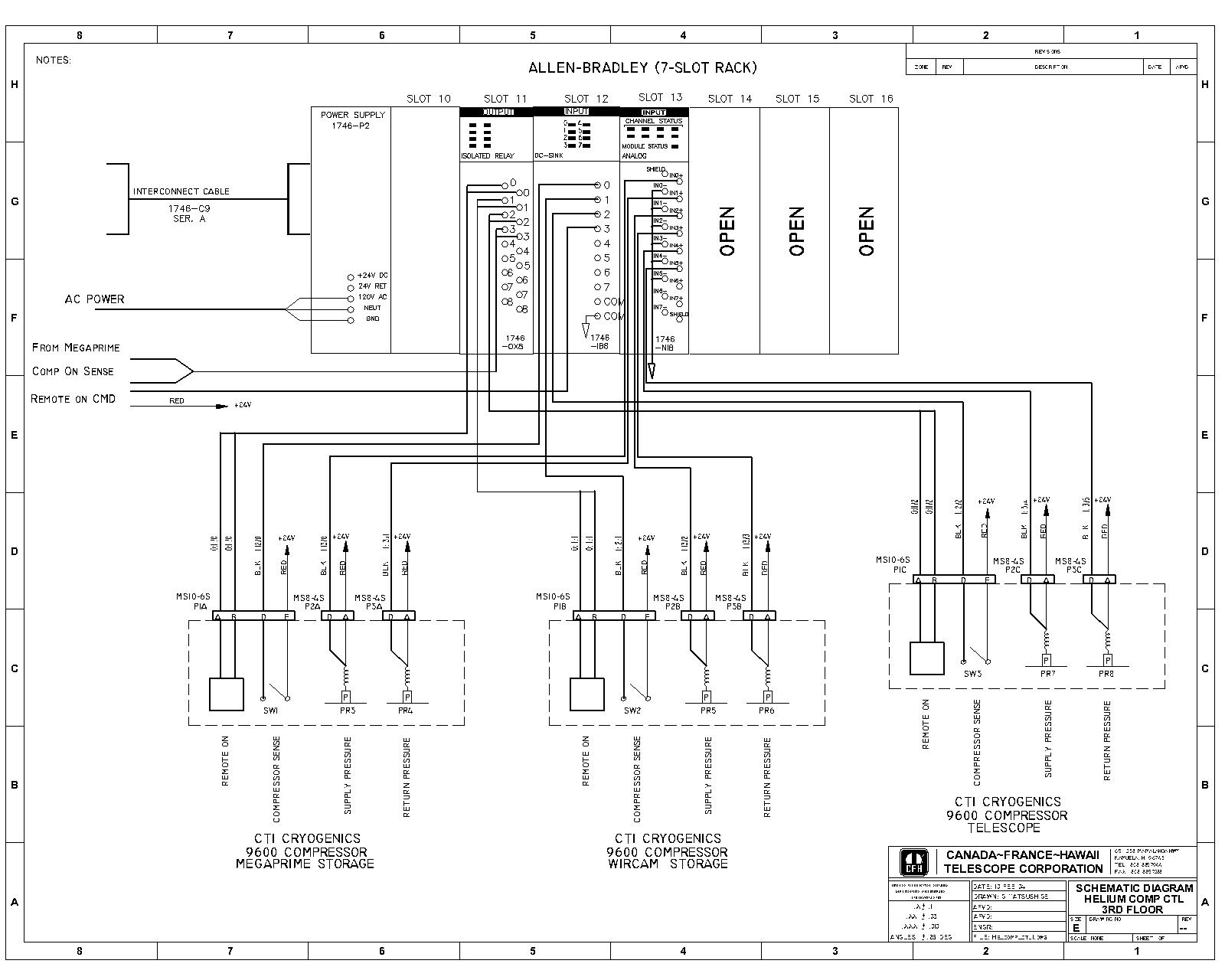 wiring diagrams plc